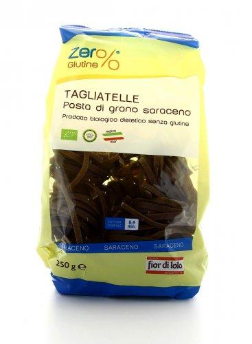 Tagliatelle di Grano Saraceno Bio Zero Glutine