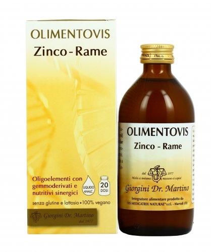 Zinco e Rame Olimentovis