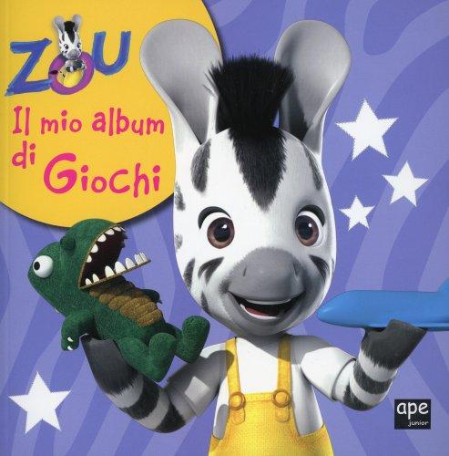 Zou - Il Mio Album di Giochi