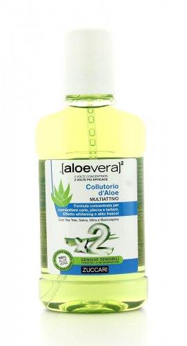 Aloevera2 - Collutorio d'Aloe Multiattivo