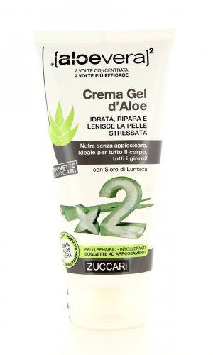Aloevera2 - Crema Gel d'Aloe
