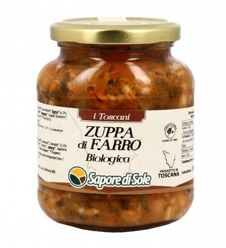 Zuppa di Farro Bio