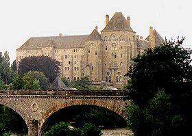 Moines de l'Abbaye de Saint-Pierre de Solesmes - Foto autore
