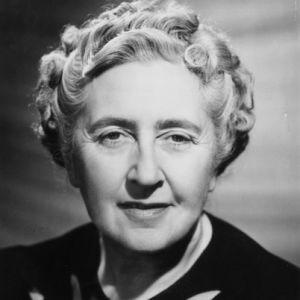 Agatha Christie - Foto autore