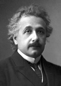 Albert Einstein - Foto autore