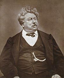 Alexandre Dumas - Foto autore