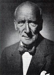 Algernon Henry Blackwood - Foto autore