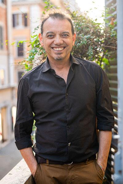Andrea Pietrangeli - Foto autore