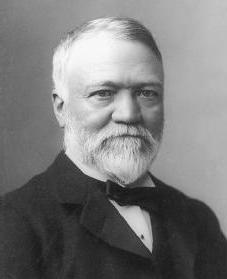 Andrew Carnegie - Foto autore