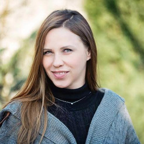 Ania Goledzinowska - Foto autore