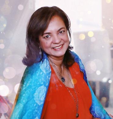 Anita Moorjani - Foto autore