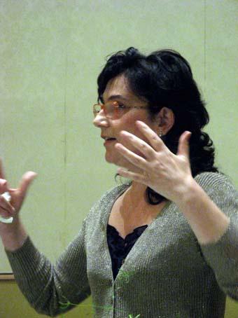 Anita Rusciadelli - Foto autore