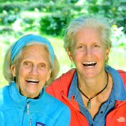 Ann e Jane Esselstyn