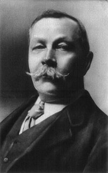 Arthur Conan Doyle - Foto autore