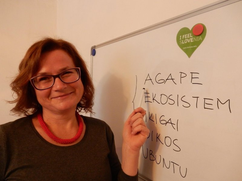 Barbara Ostan - Foto autore