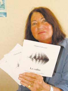 Chantal de Rosamel - Foto autore