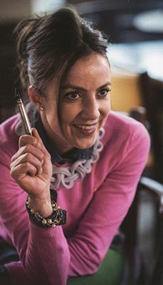 Christine Lasta - Foto autore