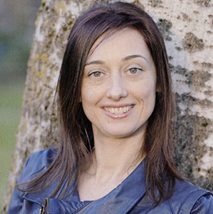 Claudia Rinaldi - Foto autore
