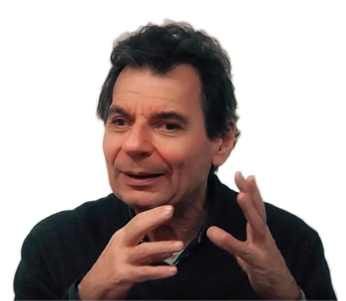 Corrado Malanga - Foto autore