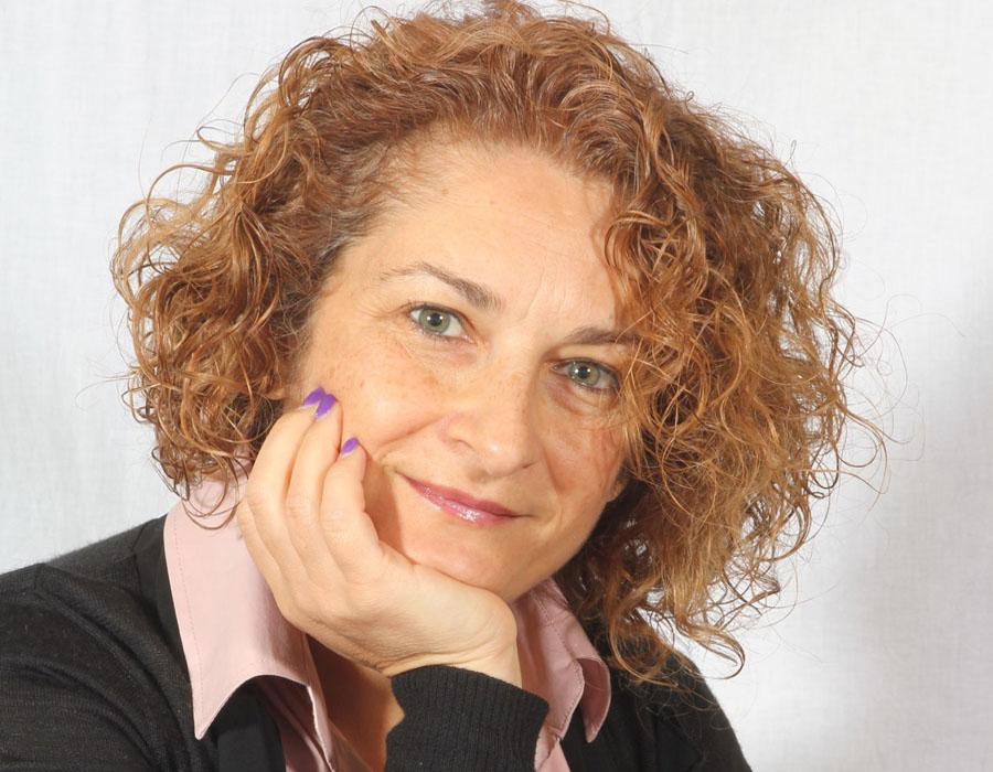 Cristina Caboni - Foto autore