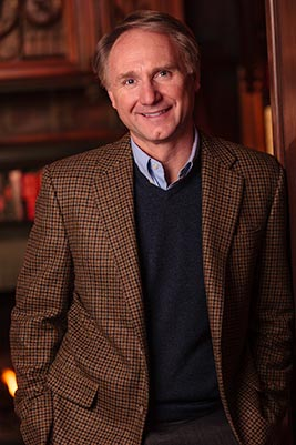 Dan Brown - Foto autore