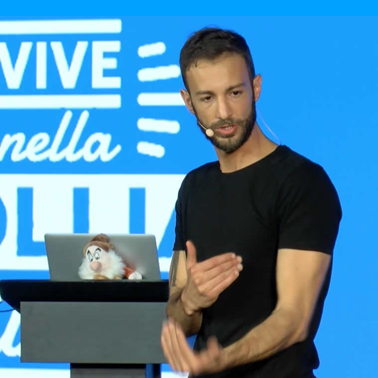 Daniele Di Benedetti - Foto autore