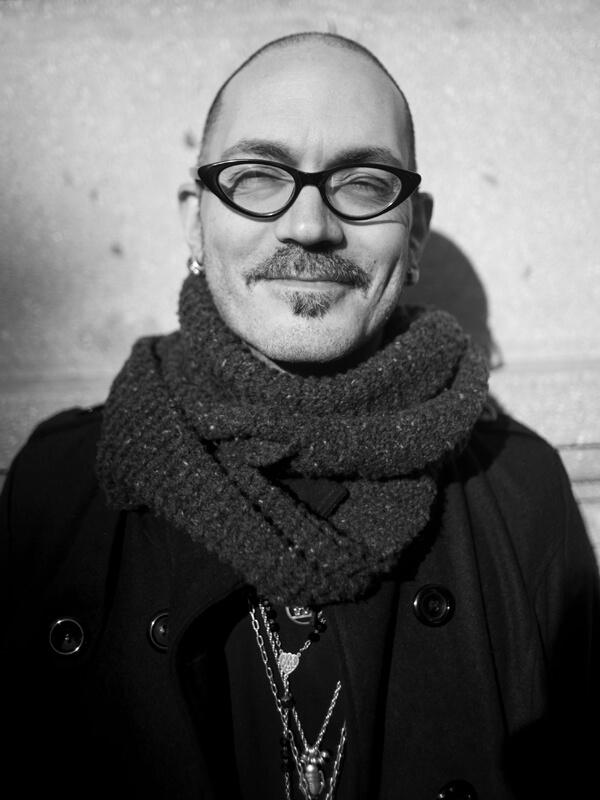 Davide Calì - Foto autore