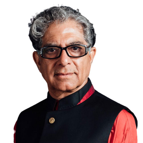 Deepak Chopra - Foto autore