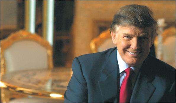 Donald J. Trump - Foto autore