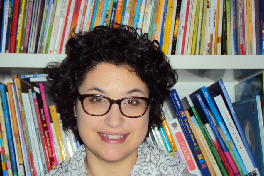 Elisa Mazzoli - Foto autore
