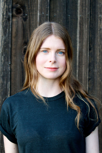Emma Cline - Foto autore