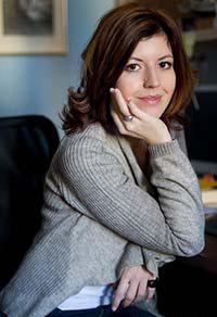 Enrica Perucchietti - Foto autore