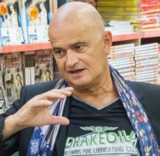 Enrico Baraldi - Foto autore