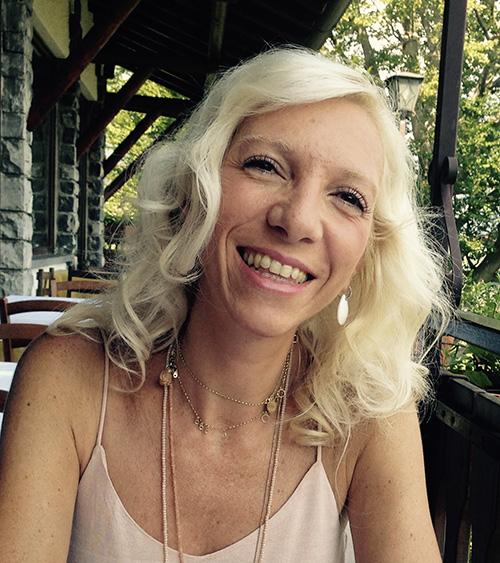 Erica Francesca Poli - Foto autore