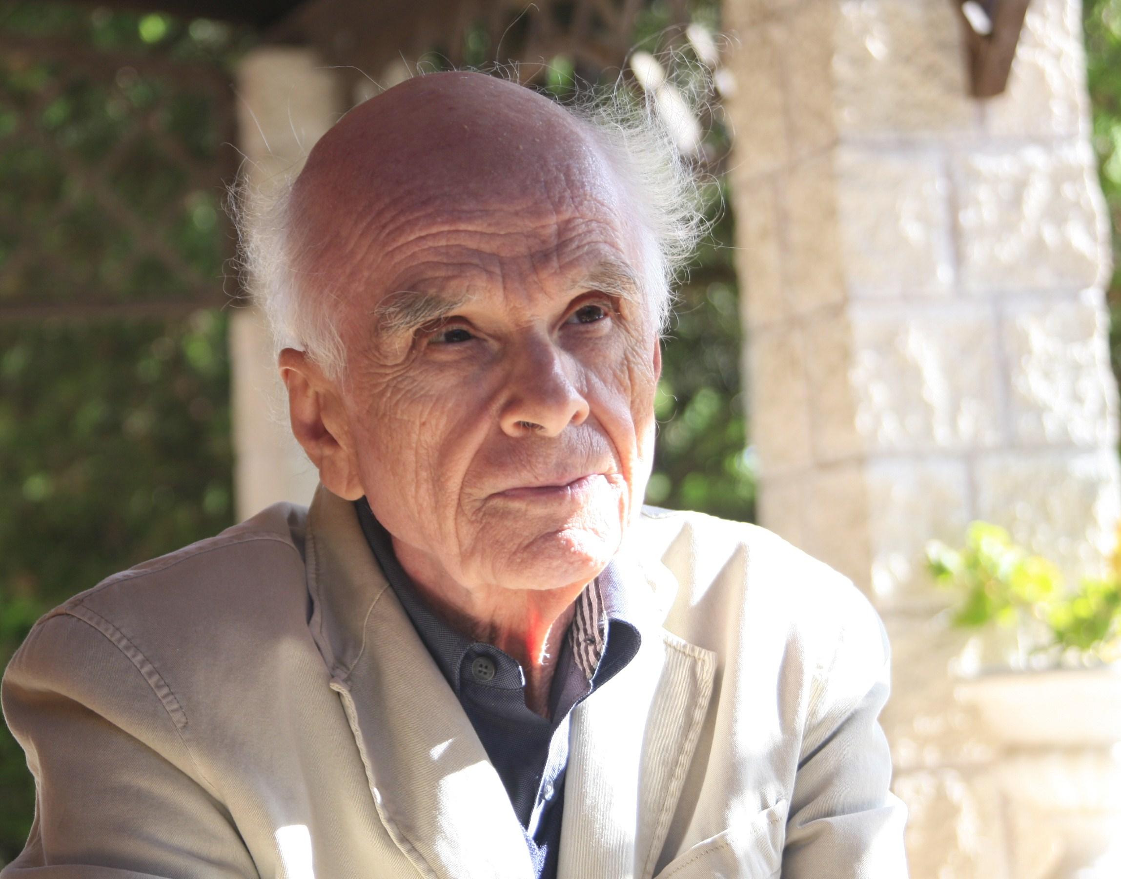 Ervin Laszlo - Foto autore