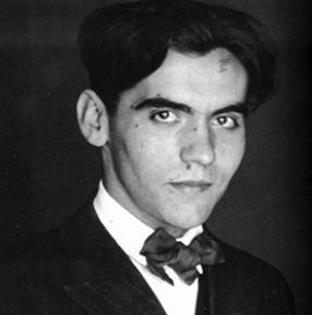 Federico Garcia Lorca - Foto autore