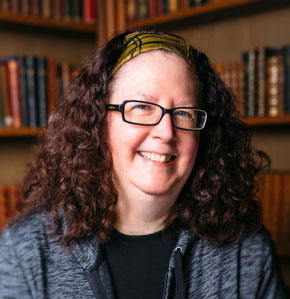 Fiona Smyth - Foto autore