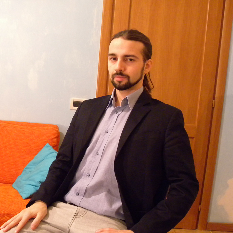 Flavio Cannistrà - Foto autore