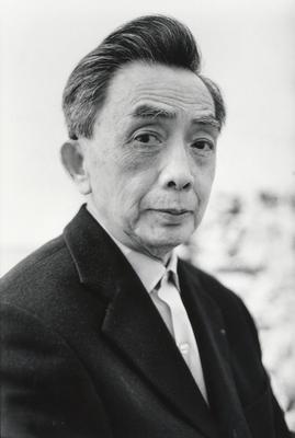 François Cheng - Foto autore