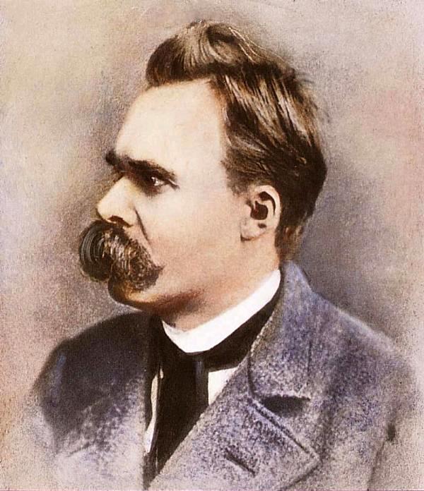 Friedrich Nietzsche - Foto autore