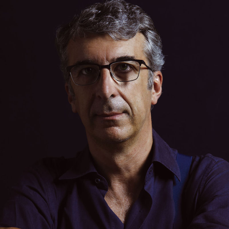 Gabriele Romagnoli - Foto autore