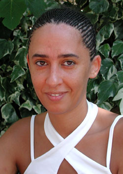 Gabriella Ghermandi - Foto autore