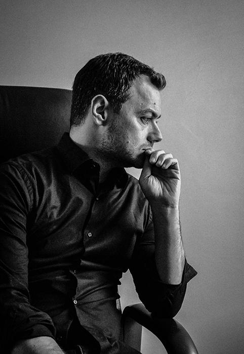 Francesco Giacovazzo - Foto autore