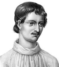Giordano Bruno - Foto autore