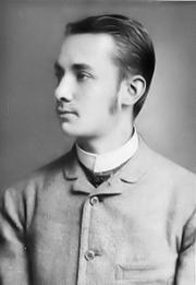 Gustav Meyrink - Foto autore