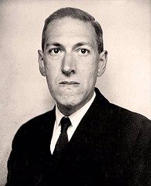 H.P. Lovecraft - Foto autore