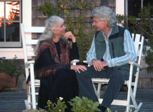 Hal Stone e Sidra Stone - Foto autore