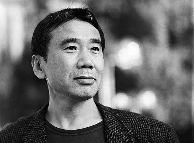 Murakami Haruki - Foto autore