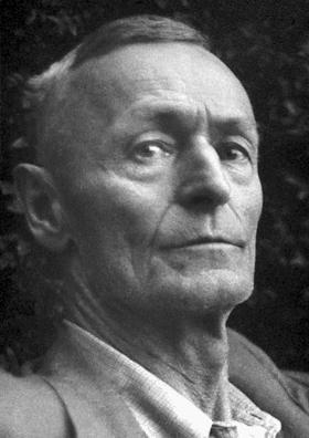 Hermann Hesse - Foto autore