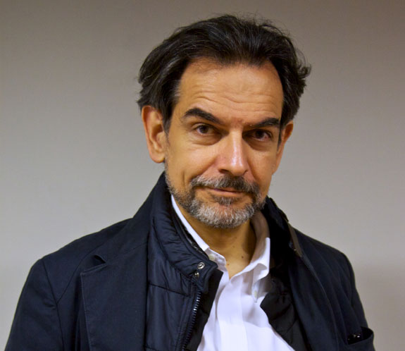 Igor Sibaldi - Foto autore